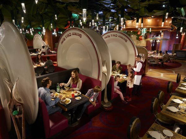 Extras Bistrot Chez Remy